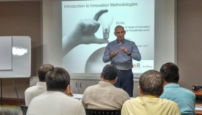 Introduction to Innovation Methodologies